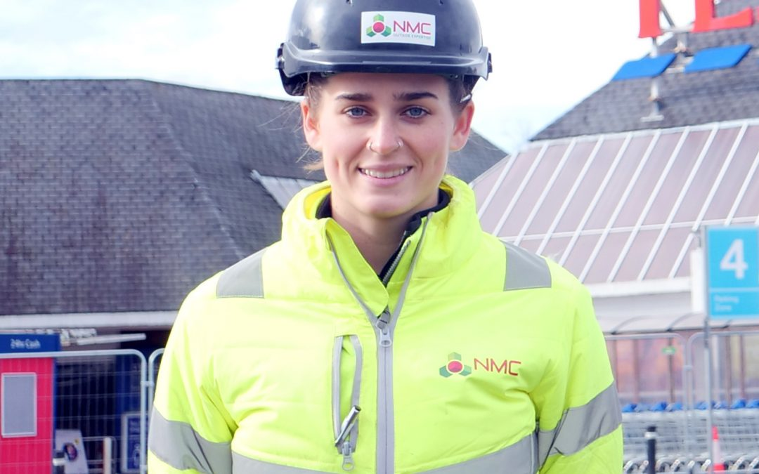 GRITIT Group appoint first female Surfacing Site Manager